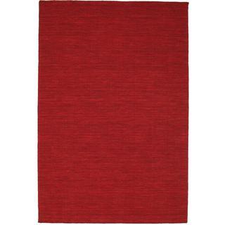 RugVista CVD8712 Kelim Loom (160x230cm) Röd