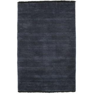 RugVista Handloom Fringes (80x120cm) Blå