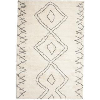 RugVista CVD13397 Berber Shaggy Massin (200x300cm)