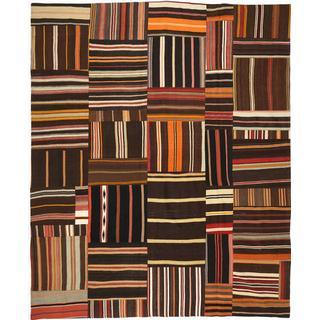 CarpetVista RZZZR118 Kelim Patchwork (248x303cm)
