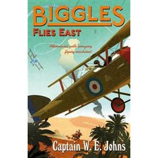 Biggles Flies East (Häftad, 2014)