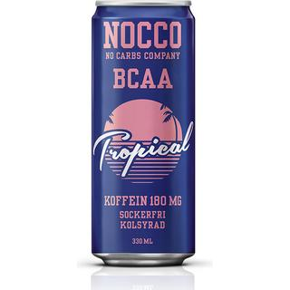 Nocco BCAA Tropical 330ml 1 st