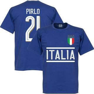 Retake Italy Team T-Shirt Pirlo 21. Sr