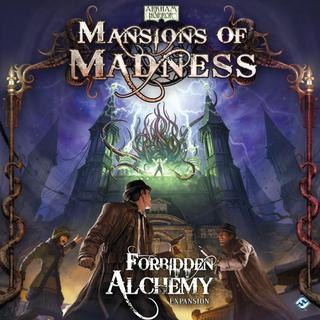 Fantasy Flight Games Mansions of Madness: Forbidden Alchemy
