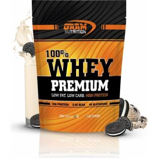 GAAM Nutrition 100% Whey Premium Cookies & Cream 1kg