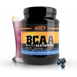 GAAM Nutrition BCAA 6:1:1 Blueberry Soda 400g