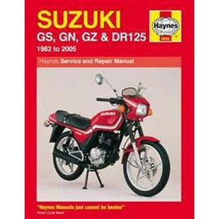 Suzuki GS, GN, GZ and DR125 Service and Repair Manual (Häftad, 2005)