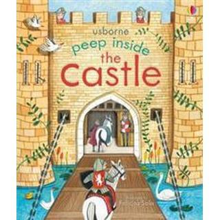 Peep Inside the Castle (Board book, 2015)