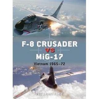 F-8 Crusader vs Mig-17 (Pocket, 2014)