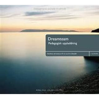 Dreamteam: pedagogisk uppladdning: träningsprogram för teamutveckling (Ljudbok CD, 2004)