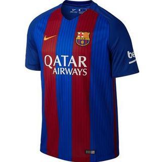 Nike Barcelona FC Home Jersey 16/17 Youth