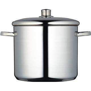 Kitchencraft MasterClass Stainless Steel Buljonggryta med lock 11 L 28 cm