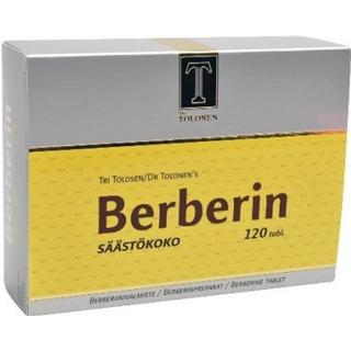 Pharmakon Dr Tolonens Berberin 120 st