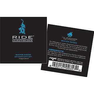Sliquid Ride Bodyworx 5ml