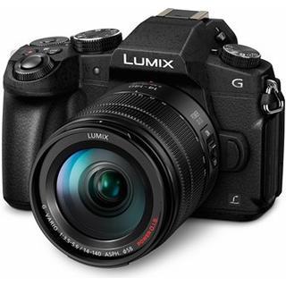 Panasonic Lumix DMC-G80 + 14-140mm OIS