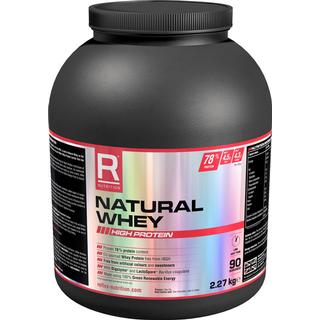 Reflex Nutrition Natural Whey Strawberry 2.27kg