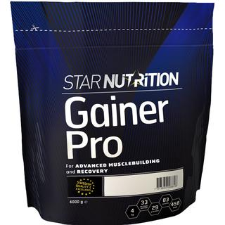 Star Nutrition Gainer Pro Vanilj 4kg