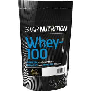 Star Nutrition Whey-100 Natural 1kg