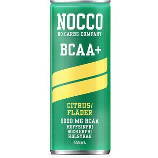 Nocco BCAA+ Citrus/Fläder 330ml 1 st