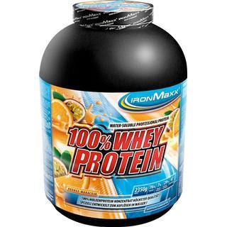 IronMaxx 100% Whey Protein Raspberry 2.35kg