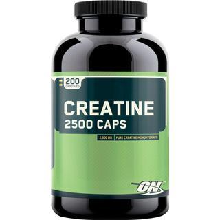 Optimum Nutrition Creatine 2500 200 st