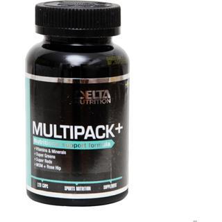 Delta Nutrition Multipack+ 120 st