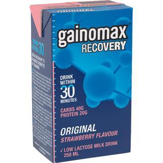 Gainomax Recovery Strawberry 250ml