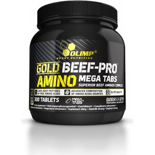 Olimp Sports Nutrition Gold Beef Pro-Amino 300 st