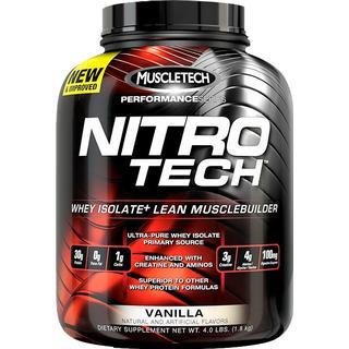 Nitro-Tech Perf. Vanilla 907g