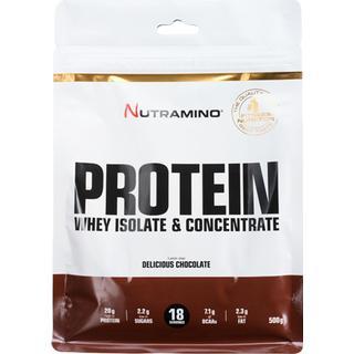 Nutramino Whey Protein Vanilj 500g