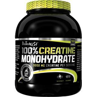 BioTechUSA 100% Creatine Monohydrate 1kg