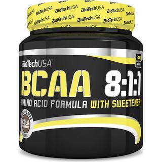 BioTechUSA BCAA 8:1:1 Cola 300g