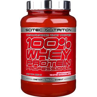 Scitec Nutrition 100% Whey Protein Professional Strawberry White Chocolate 920g