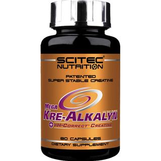 Scitec Nutrition Mega Kre-Alkalyn 1200mg 80 st
