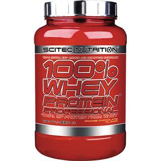Scitec Nutrition 100% Whey Protein Professional Orange Chocolate 920g