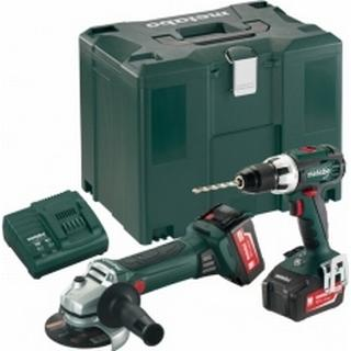 Metabo Combo Set 2.4.1 18 V (2x4.0Ah) (685038000)