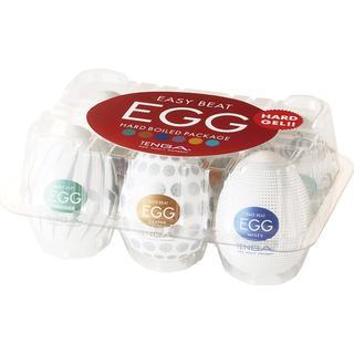 Tenga Egg Hard Boiled 6-pack