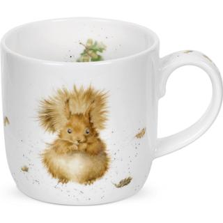 Royal Worcester Treetops Redhead Mugg 31 cl