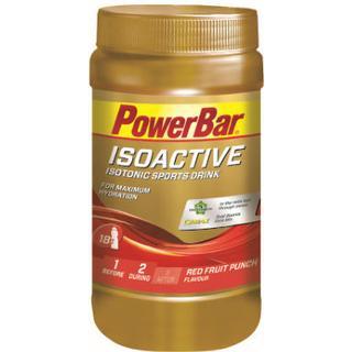 PowerBar Isoactive Red Fruit Punch 600g