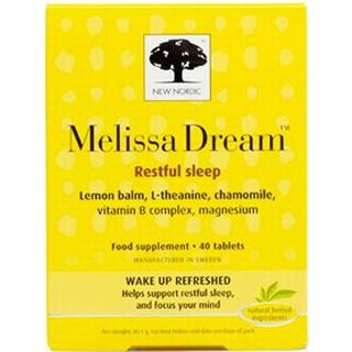 New Nordic Melissa Dream 40 st