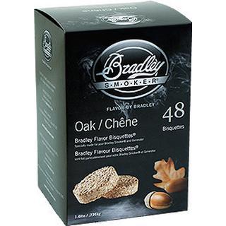 Bradleysmoker Oak Flavour Bisquettes BTOK48