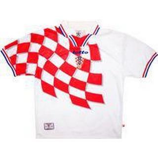 Lotto Croatia Home Jersey 98/01 Sr