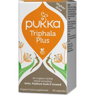 Pukka Triphala Plus 60 st