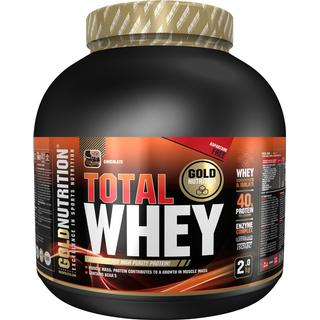Goldnutrition Total Whey Chocolate 2kg