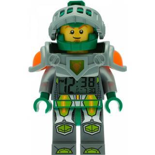 Lego Aaron Minifigure Alarm Clock 5005113
