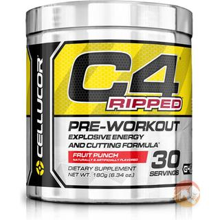 Cellucor C4 Ripped Tropical Punch 180g