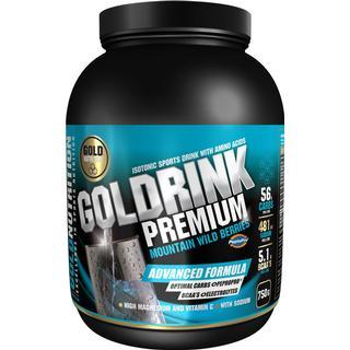 Goldnutrition Goldrink Premium Mountain Wild Berries 750g