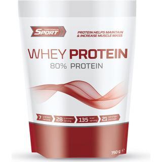 TopFormula Whey 80% Protein Vanilla / Pineapple 750g