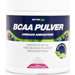 Better You Naturligt BCAA passionsfrukt/blåbär 250g