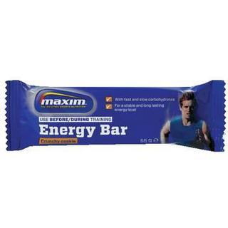 Maxim Energy Bar Crunchy Cookie 55g 1 st